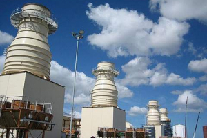 Open Cycle Gas Turbines, Eskom, Mossel Bay