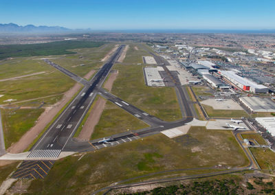 Elevated Road, Cape Town International Airport