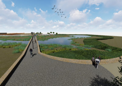 PROPOSED DEVELOPMENT OF THE ASANDA VILLAGE WETLAND PARK ON ERF 32680 AND ERF 29864, STRAND